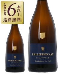 【よりどり6本以上送料無料】 フィリポナ ロワイヤル レゼルブ ノン ドゼ NV 750ml シャンパン シャンパーニュ フランス