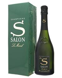 シャンパーニュ サロン ブラン ド ブラン ブリュット 2007 箱付 750ml 正規 シャンパン シャンパーニュ フランス
