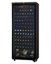 フォルスタージャパン 家庭用ワインセラー 120本用収納 ロングフレッシュ ST-407G (WB) ウッドブラウン winecellar 基本配送料12,960円かかります。(札幌を除く北海道・沖縄・離島 別途送料かかります)