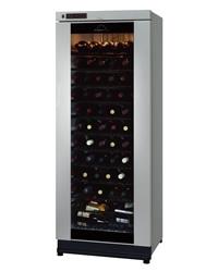 フォルスタージャパン 家庭用ワインセラー 70本用収納 ロングフレッシュ ST-SV271G (P) プラチナ winecellar 基本配送料10,800円かかります。(札幌を除く北海道・沖縄・離島 別途送料かかります)