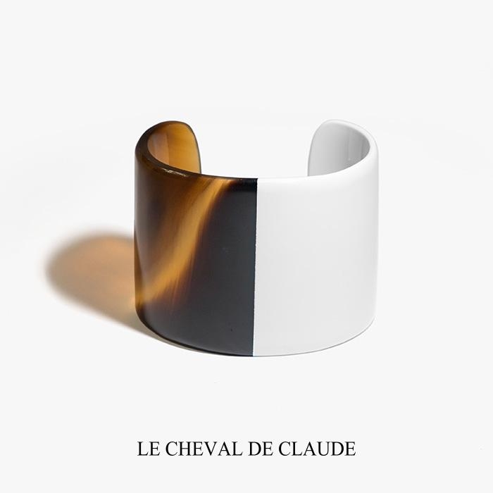 【クーポンで50%OFF★大感謝祭】LE CHEVAL DE CLAUDE クロード元町 BIJOUX H バッファローバングル