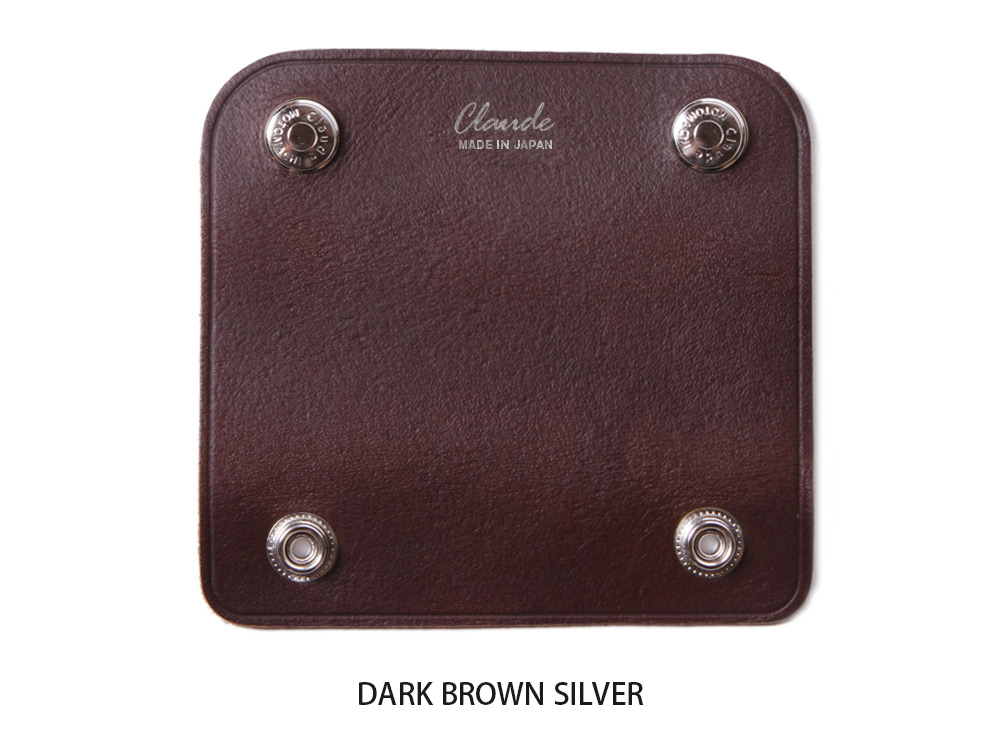 DARK BROWN SILVER(GT)