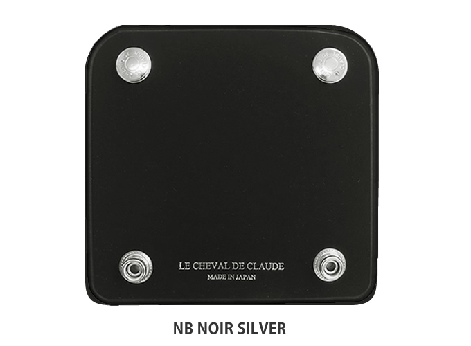 NOIR SILVER(NUBACK)
