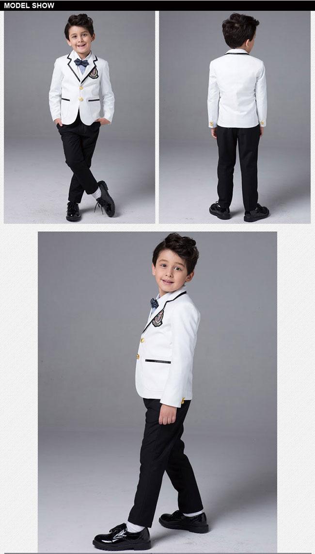 lefutur | Rakuten Global Market: Kids suit set white suit set ...