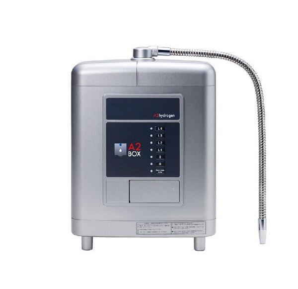 A2BOX エーツーボックス SA9000 / 松尾式 抗酸化水生成器 / 浄水器 銀イオン AG 【A2BOX正規取扱店】 100