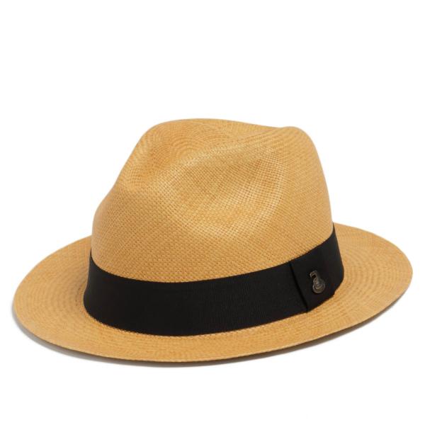 Ecua-Andino / エクア アンディーノ / PANAMA CLASSIC ショートブリム パナマハット 中折れ帽子 / ナチョラル (ベージュ)【送料無料】 53183000409-bg