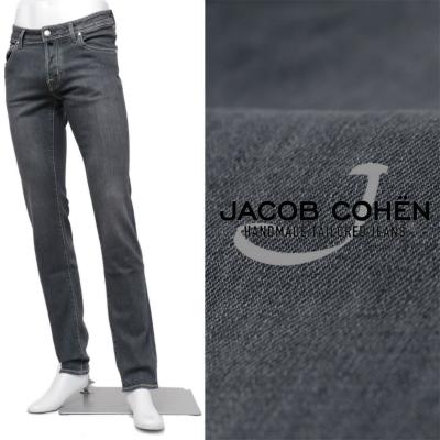 JACOB COHEN/ヤコブ コーエン/ PW622 SLIM COMF グレー ストレッチデニム パンツ / グレー / 62525-gy
