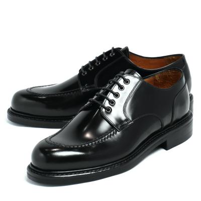 JALAN SRIWIJAYA / ジャラン スリウァヤ /ハイシャイン ダイナイトソール 外羽根 Uチップ シューズ 革靴 / ブラック BLACK / j98417-blh 100