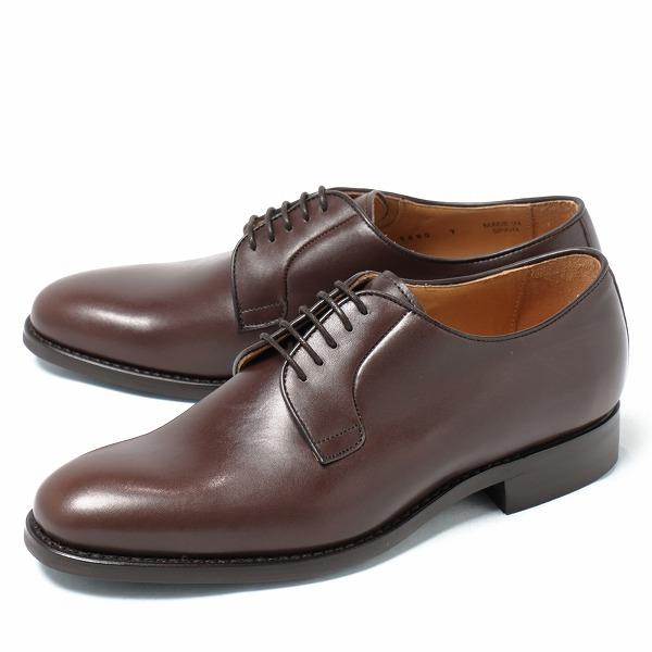 バーウィック / Berwick / ダイナイトソール / ボックス/ カーフ / プレーントゥ / シューズ / 革靴 / ダークブラウン NIGER 3680-dbr 100