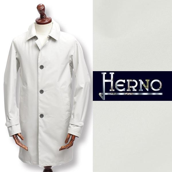 ヘルノ / HERNO / Laminar / ラミナー / シリーズ / GORETEX / ステンカラー / スプリングコート / オフホワイト 1300 im021ul-ow 100
