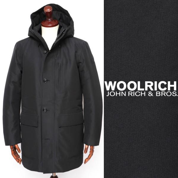 WOOL RICH / ウールリッチ / GTX URBAN COAT / ゴアテックス / ダウンコート / ブラック wocps2941-bl 100