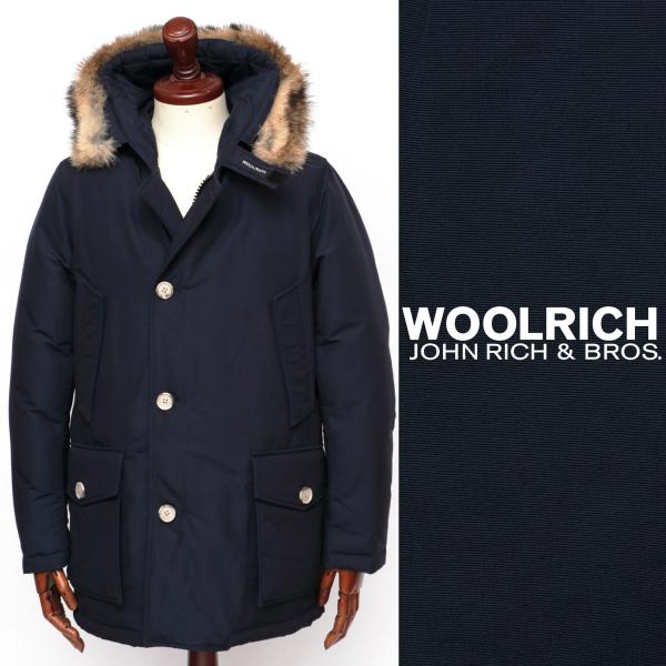 WOOL RICH / ウールリッチ / ARCTIC PARKA ML / ダウンコート / ネイビー wocps2919-na 100