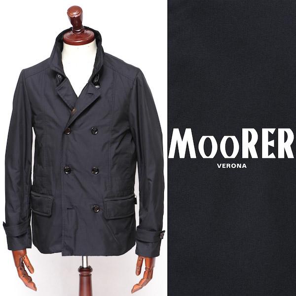 ムーレー / MOORER / NABUCCO-KM2 / ダブルブレステッド / スプリング / ブルゾン / ダークネイビー 11817-dna 100