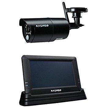 WHC7M マスプロ モニター&ワイヤレスHDカメラセット