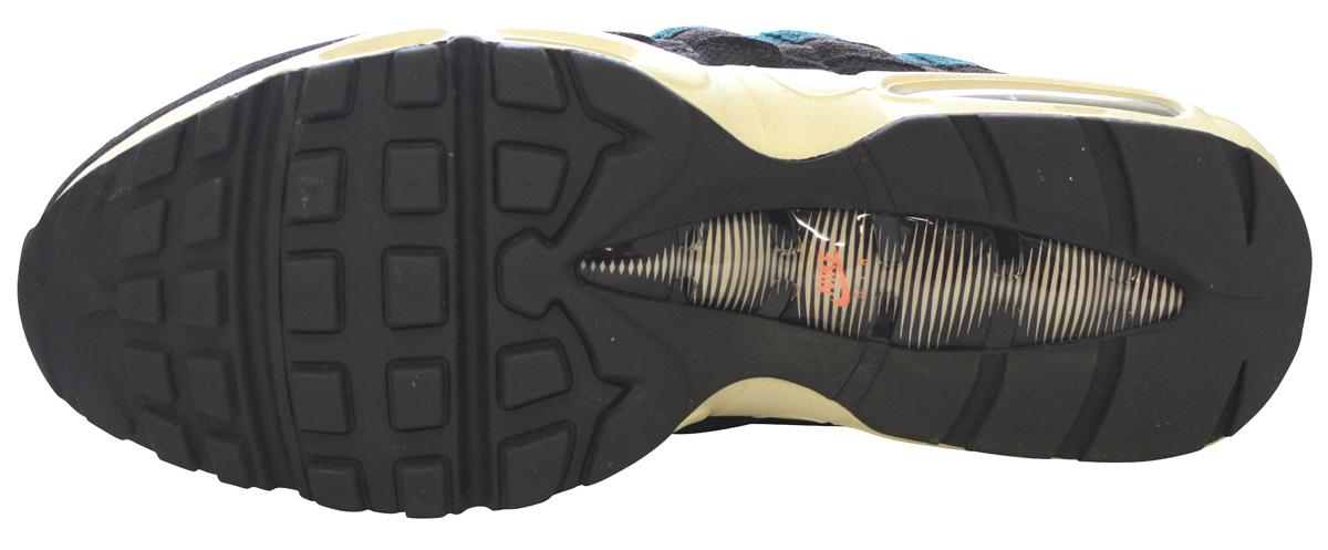 Kie Ney AMAX 95 premium NIKE AIR MAX 95 PREMIUM oil greybright mango 538,416 018 size exchange one way for free★