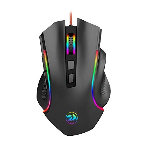 Redragon M602 NEMEANLION 3000 DPI USB Gaming Mouse for PC