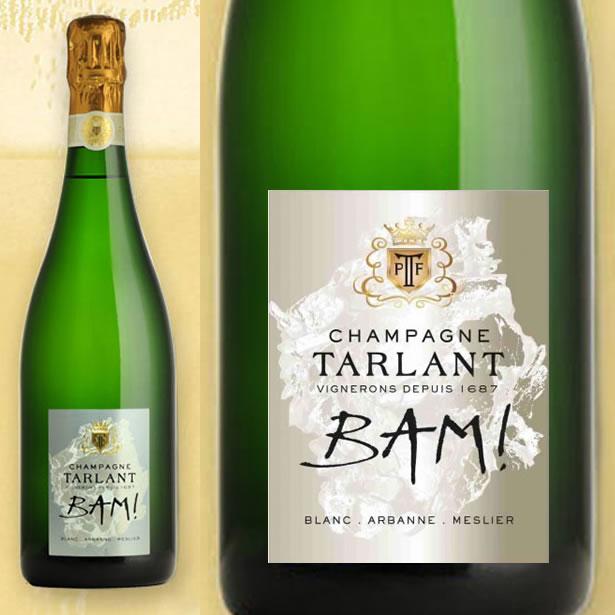 NV タルラン バム!正規品 シャンパン 辛口 白 750ml TARLANT BAM!