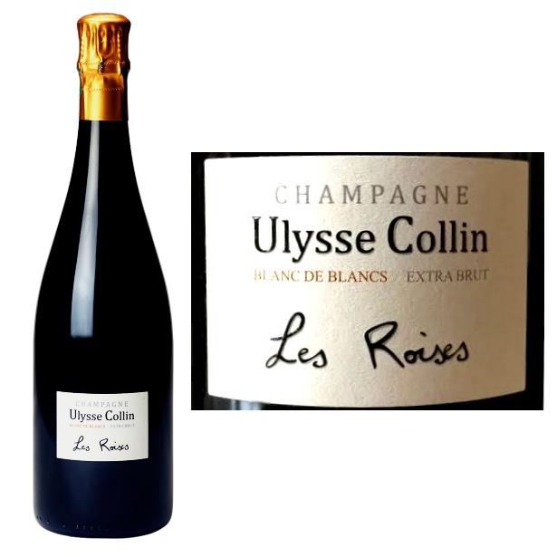 ユリス・コラン ブラン・ド・ブラン・エクストラ・ブリュット・レ・ロワゼ[NV](2011)[正規品] シャンパン/辛口/白[750ml] Ulysse Collin Blanc de Blancs Extra Brut Les Roises