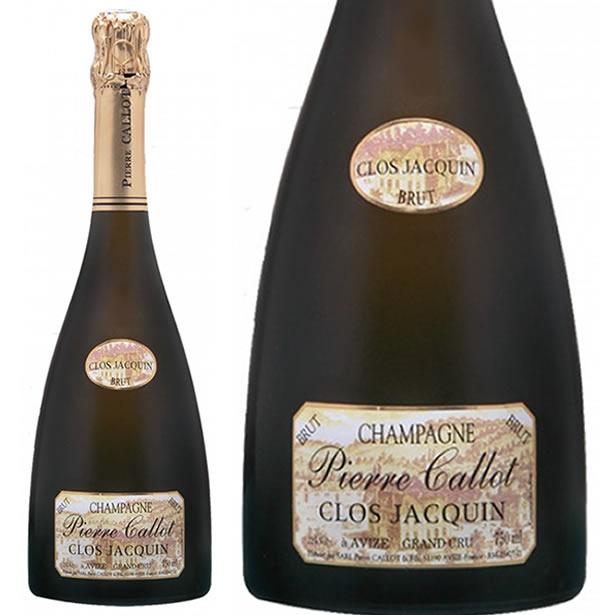 NV クロ ジャカン ピエール カロ 正規品 シャンパン 辛口 白 泡 750ml Pierre Callot CLOS JACQUIN