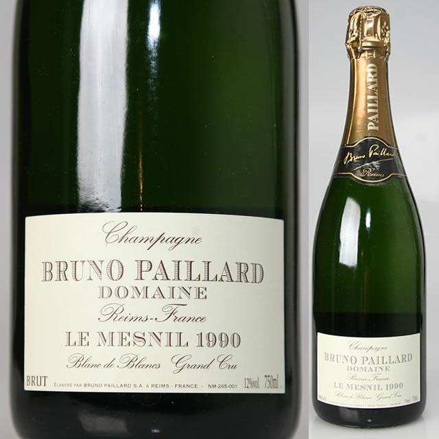 ブルーノ・パイヤール・ル・メニル・ブラン・ド・ブラン[1995][正規品] 泡/白 [750ml]