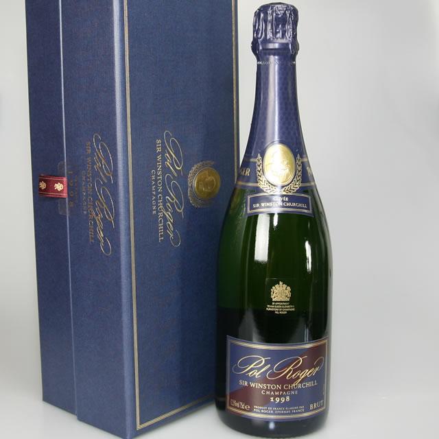 ポル ロジェキュヴェ サー ウィンストン チャーチル 2000 正規品 箱入り ギフトボックス シャンパン 辛口 白 750mlPol RogerChampagne Sir Winston ChurchillMillesime 2000 Champagne Gift Box