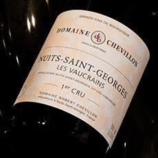 ロベール・シュヴィヨン ニュイ・サン・ジョルジュ・プルミエ・クリュ・レ・ヴォークラン[2013] 赤ワイン/辛口[正規品] Robert Chevillon Nuits-Saint-Georges 1er Cru Les Vaucrains 2013
