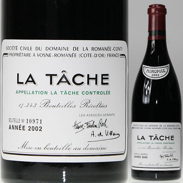 DRC ラ・ターシュ 2004 [750ml]