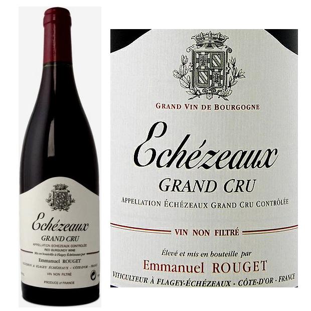 エマニュエル・ルジェ エシェゾー・グラン・クリュ[2013] 赤ワイン/辛口[750ml] Emmanuel Rouget Echezeaux Grand Cru 2013