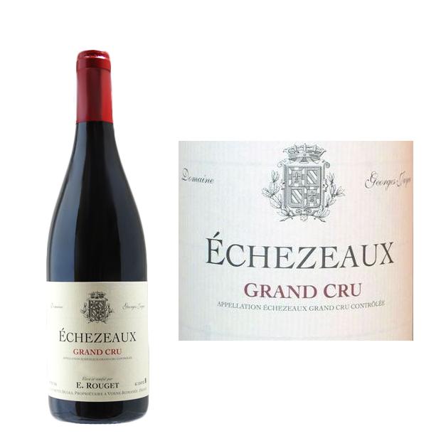 エマニュエル・ルジェ エシェゾー・グラン・クリュ[2013] ジョルジュ・ジャイエ・ラベル 赤ワイン[750ml] Emmanuel Rouget Echezeaux Grand Cru 2013 Georges Jayer label