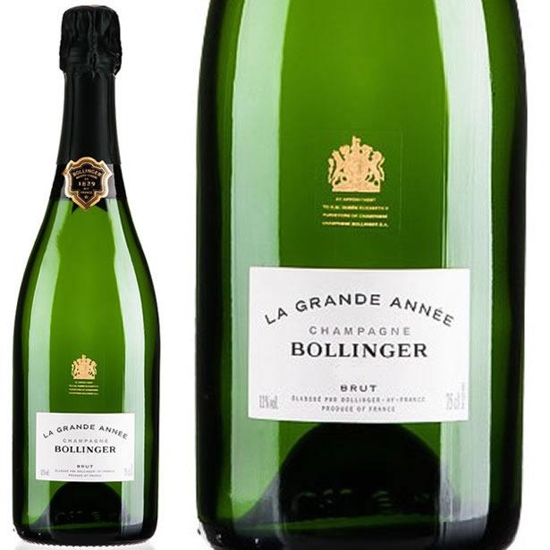 全商品オープニング価格 2002 ラ お買い得品 グラン ダネ ブラン シャンパーニュ ボランジェ シャンパン Grande la 辛口 Bollinger Annee 白 750ml
