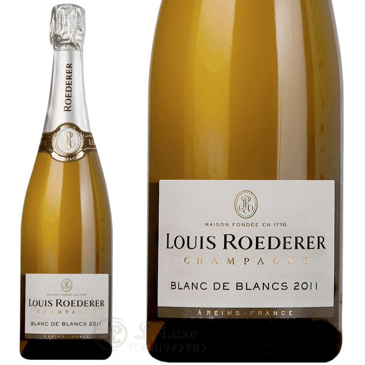 2013 ブラン ド ブラン ミレジム ルイ ロデレール ギフトボックス 正規品 シャンパン 辛口 白 750ml Louis Roederer Blanc de Blancs Millesime Gift Box