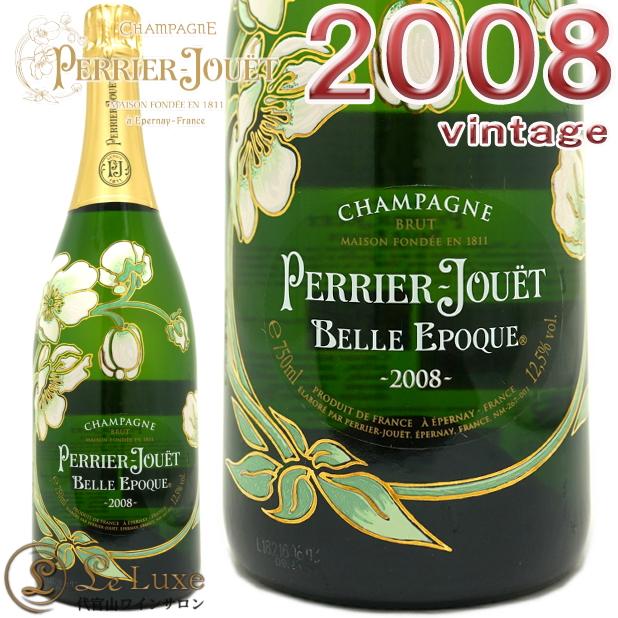 2008 ベル エポック ペリエ ジュエ シャンパン 白 辛口 750ml Perrier Jouet Belle Epoque Blanc 2008