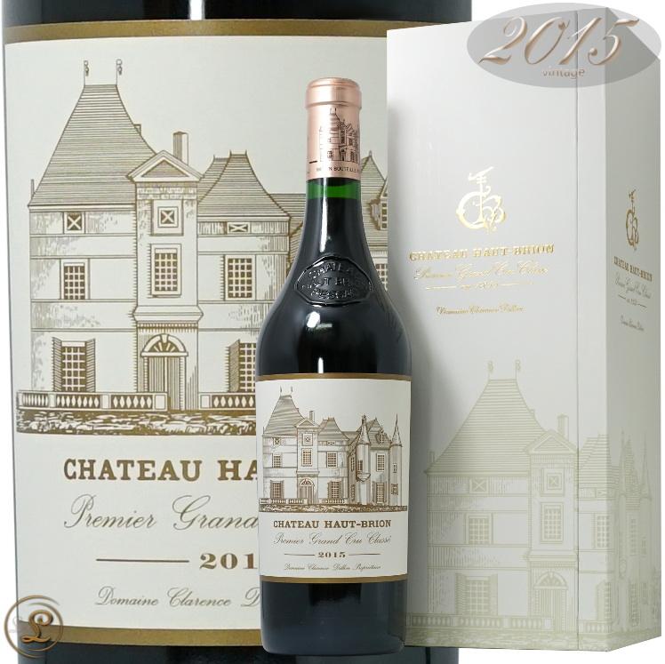 2015 シャトー オー ブリオン 箱入り 赤ワイン 辛口 フルボディ 750ml Chateau Haut Brion