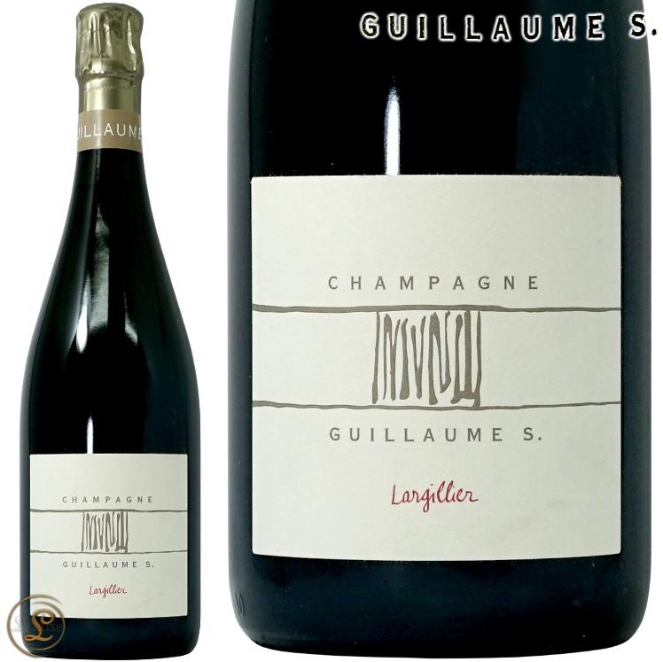 NV ラルジリエ ギョーム セロス シャンパン 辛口 白 750ml ブラン ド ノワール Guillaume Selosse Largillier