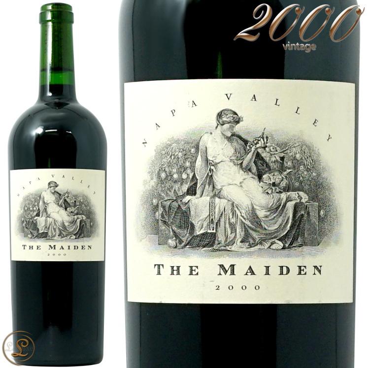 2000 ハーラン エステート ザ メイデン 赤ワイン 辛口 フルボディ 750ml Harlan Estate The Maiden