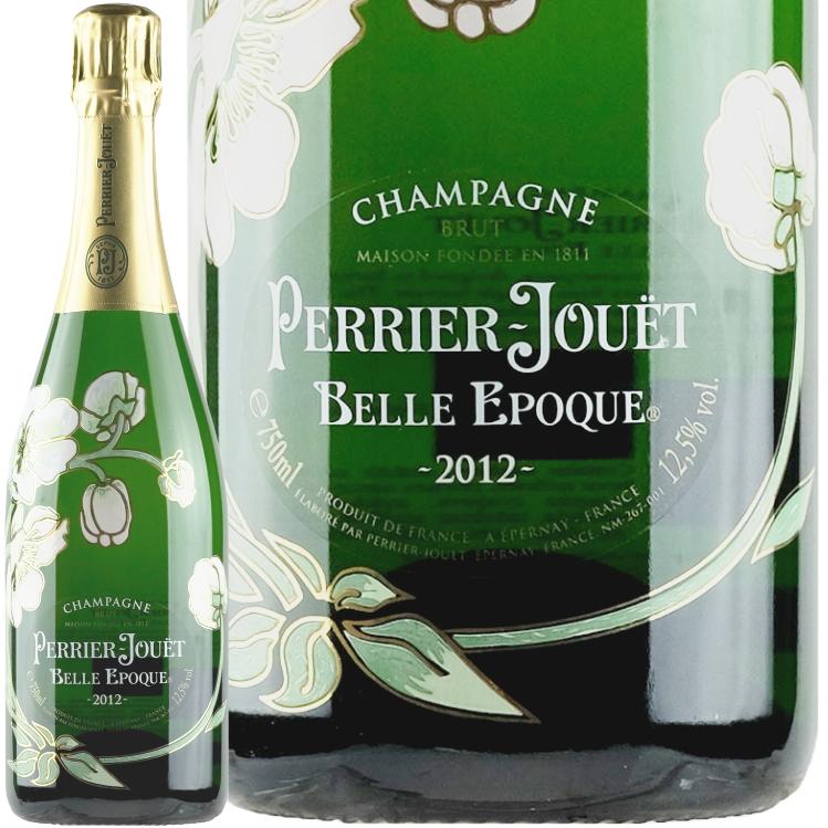 2012 ベル エポック 今ダケ送料無料 ペリエ ジュエ シャンパン 白 Blanc Epoque Belle Joue 辛口 750ml 超激安 Perrier