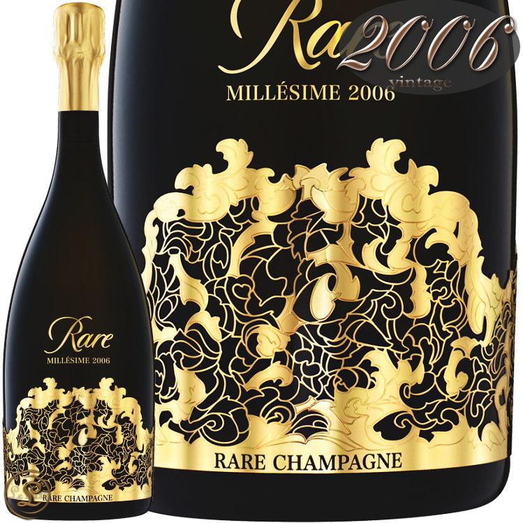 即出荷 2006 パイパー エドシック レア ヴィンテージ 正規品 シャンパン Vintage メーカー在庫限り品 750ml 辛口 Heidsieck Piper Rare 白