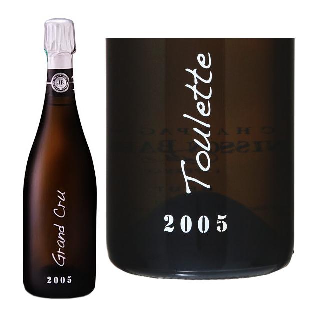 ジャニソン・バラドン ブリュット・ミレジム・トゥーレット[2005] シャンパン/白/辛口[750ml]Janisson Baradon Brut Millesime Toulette 2005