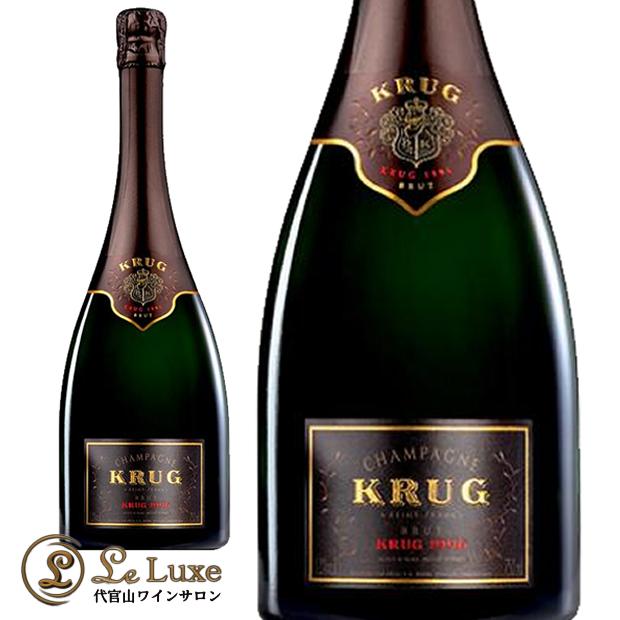 1996 ヴィンテージ クリュッグ シャンパン 辛口 白 750ml KRUG Vintage