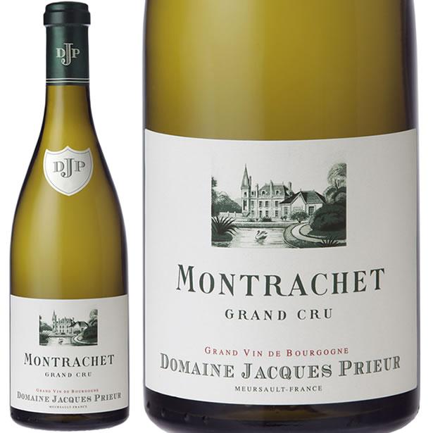 ジャック・プリウール モンラッシェ・グラン・クリュ[2013][正規品]白ワイン/辛口[750ml] Jacques Prieur Montrachet Grand Cru 2013