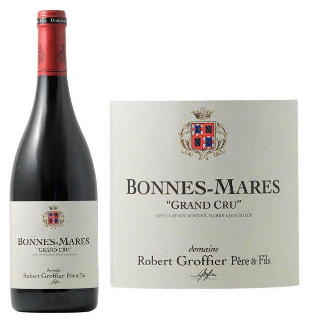 ロベール・グロフィエ ボンヌ・マール[2014][正規品] 赤ワイン/辛口[750ml]Robert GroffierBonnes Mares Grand Cru 2014