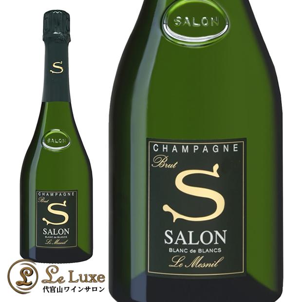 2006 サロン ブラン ド ブラン CHAMPAGNE SALON シャンパン 辛口 白 750ml