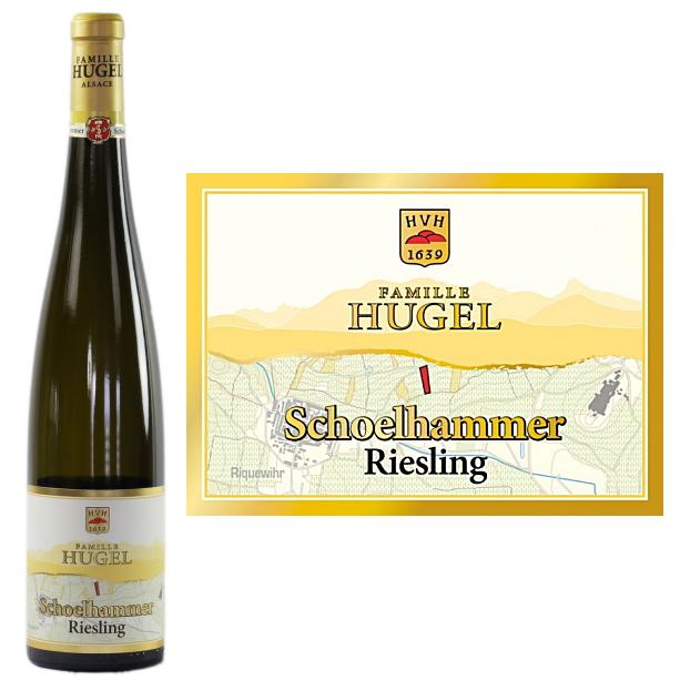 ファミーユ・ヒューゲル リースリング・シェルハマー[2007] [正規品] 白ワイン/辛口 [750ml] Famille Hugel Riesling SCHOELHAMMER 2007