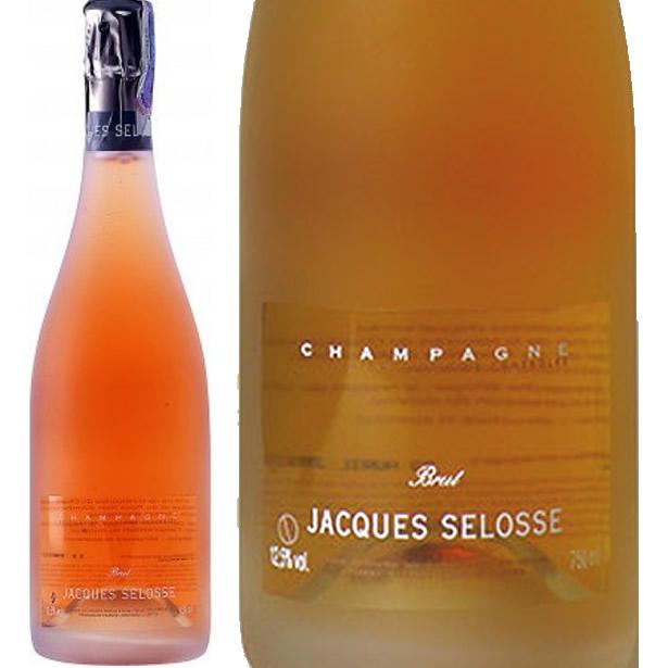 NV ロゼ ジャック セロス シャンパン 辛口 ROSE 750ml Jacques Selosse Rose Brut
