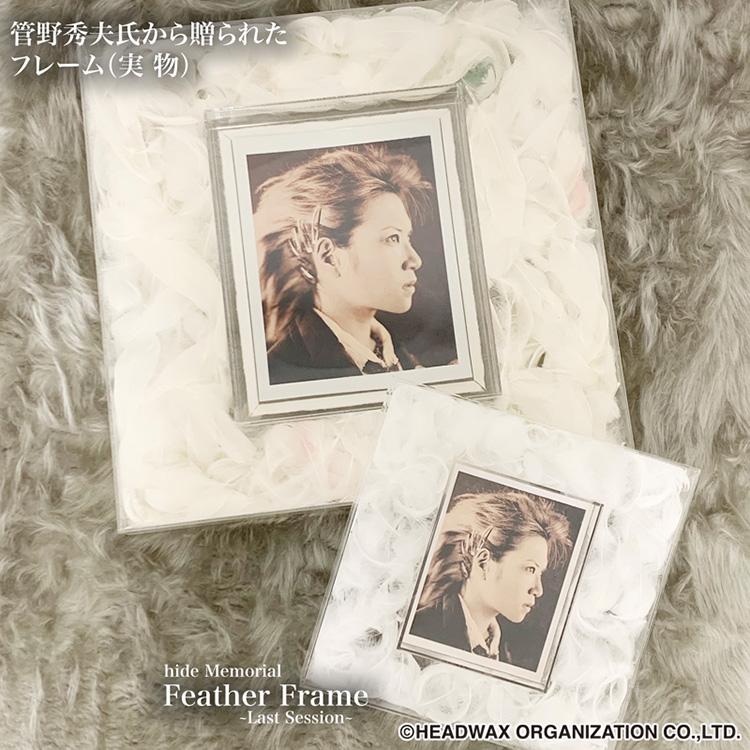 hideMemorialFeatherFrame〜LastSession〜