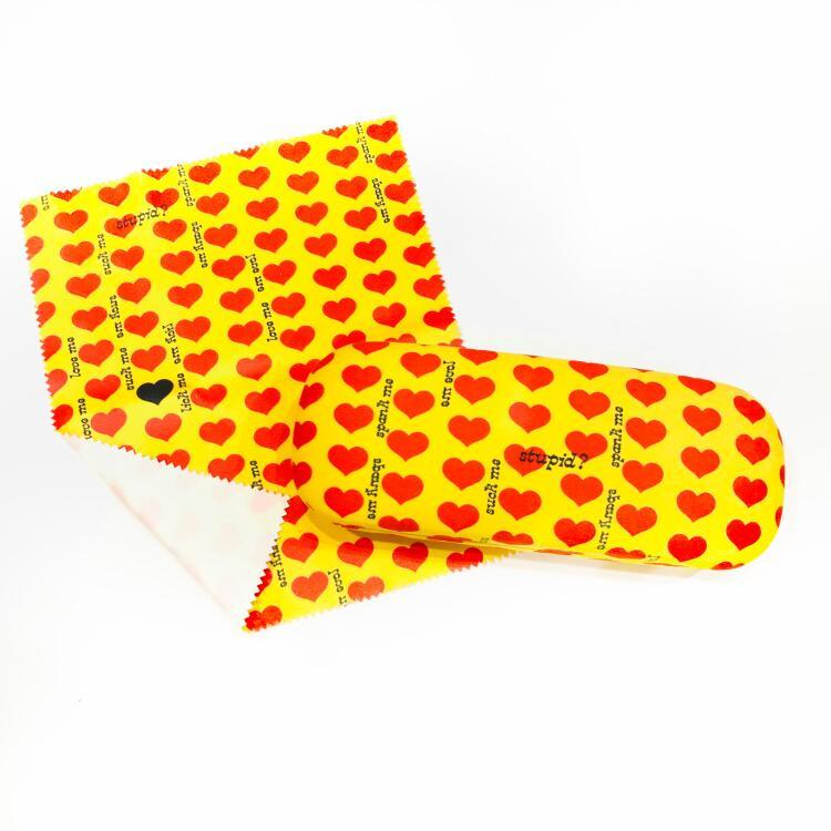 メガネケース/YellowHeart