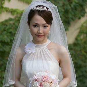 ウェディングベール ロングベール アリエル 300cm | ロング ベール ウェディング ウエディング ブライダル 結婚式 花嫁 ホワイト オフホワイト アイボリー シンプル ウェディングドレス ヴェール レース 300 サイズオーダー オーダー