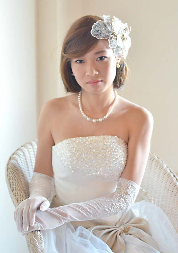 lemusee | Rakuten Global Market: Wedding gloves short Bridal ...