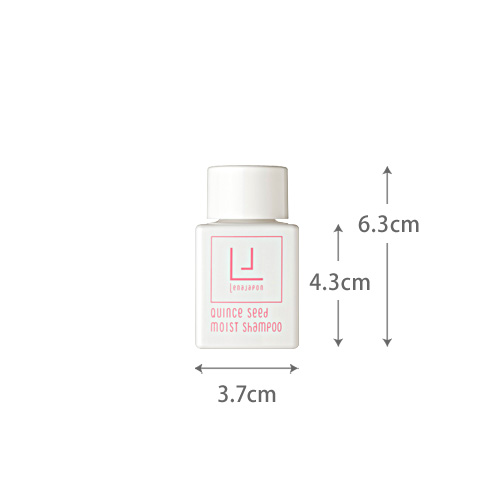 LJ moist Shampoo (Pack of 50 mL / gift box) sulfosuccinate acid top quality surfactants with whipped cream in tough and delicate bubbles throughout the scalp pores swung gently spread lather.