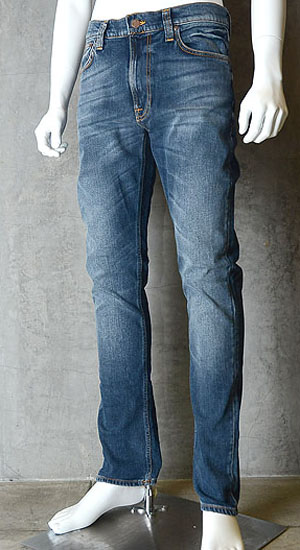ヌーディージーンズ(nudie jeans)LEAN DEAN(リーンディーン)DEEP DARK INDIGO【送料無料】
